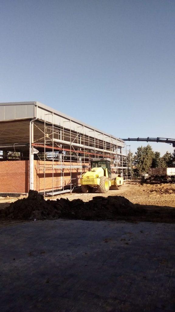 Empresa de andamios en Humanes (Madrid)