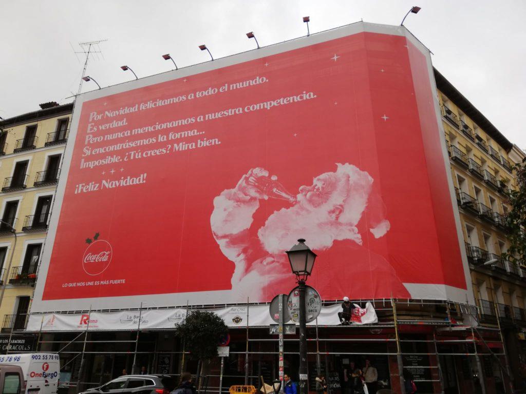 Alquiler y montaje de andamios de tres caras en Madrid
